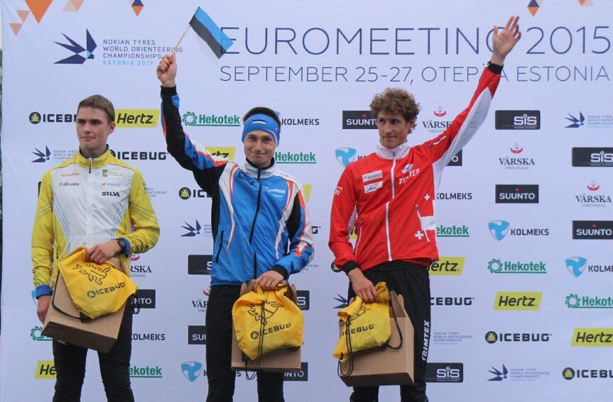 Timo Sild jättis Euromeetingu võidu koju