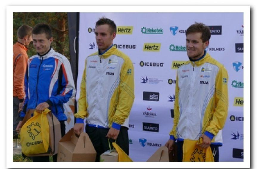 Timo Sild Euromeetingu tavarajal teine, Evely Kaasiku 9.