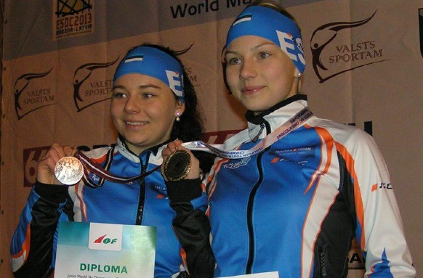 Suusaorienteerumise MK-etappidele sõitvas koondises kolm sportlast