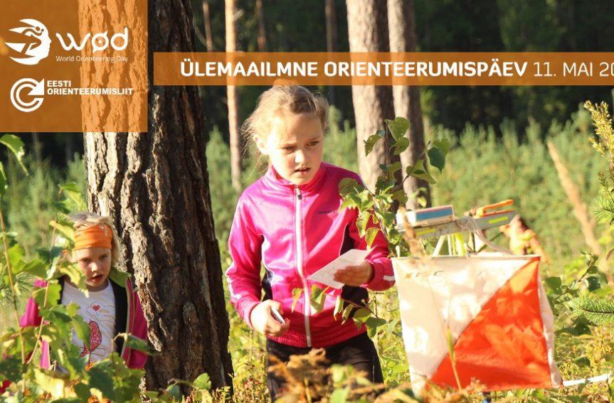 Ülemaailmne orienteerumispäev juba 11. mail