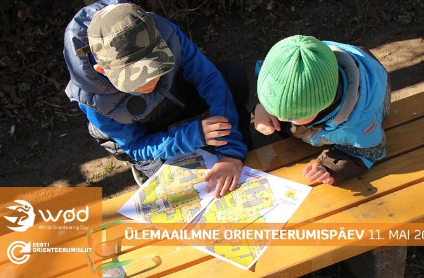 Ülemaailmne orienteerumispäev juba homme!