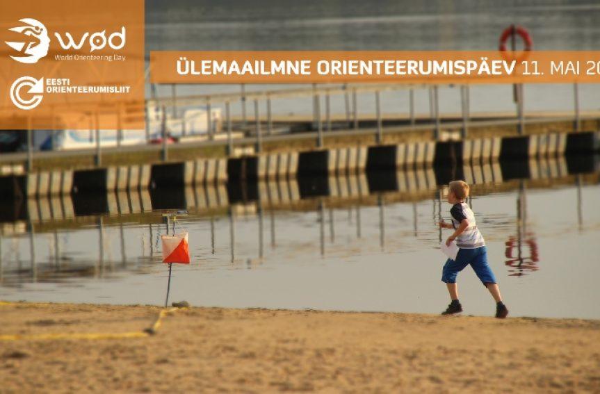 Ülemaailmne orienteerumispäev on alanud!