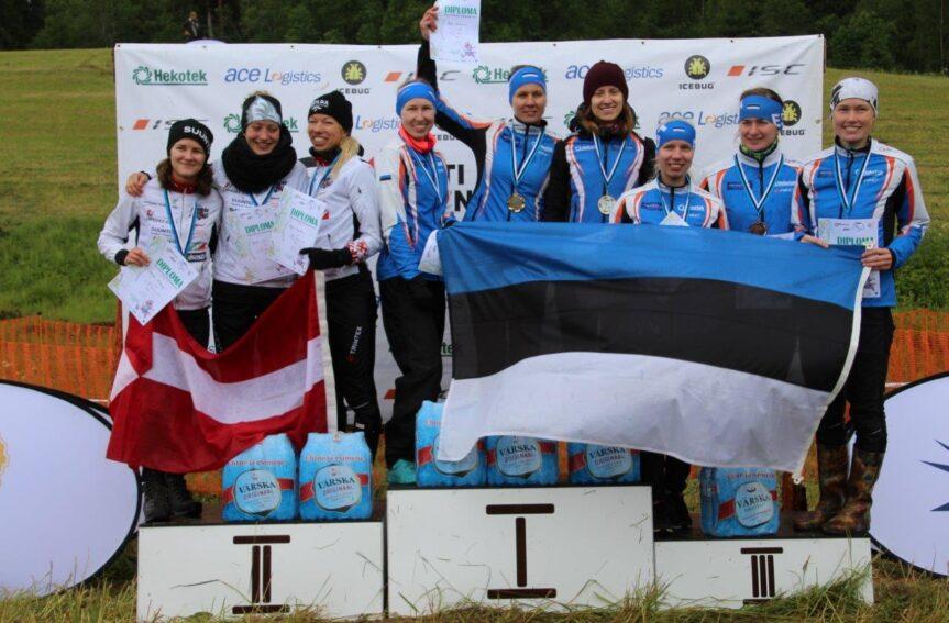 Eestile Balti meistrivõistluste üldvõit!
