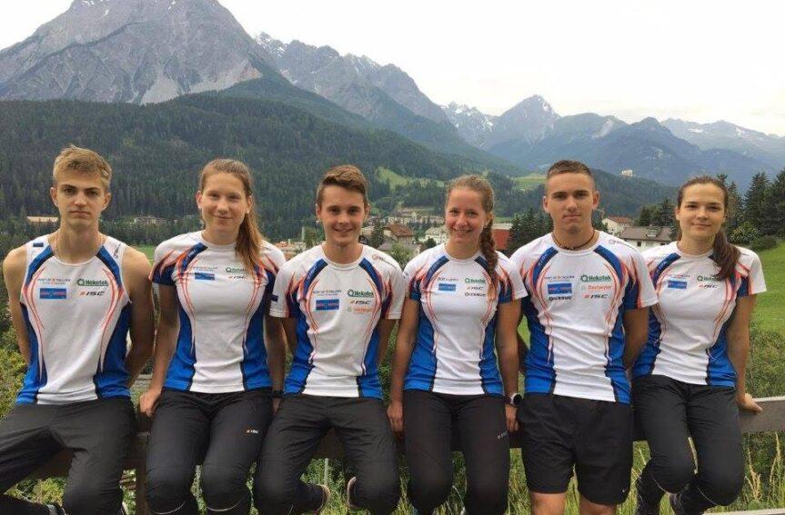 Täna algavad Šveitsis orienteerumise juunioride MM-võistlused