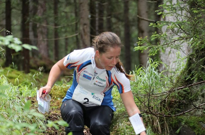 Marianne Haug saavutas juunioride MMi lühirajal 22.koha