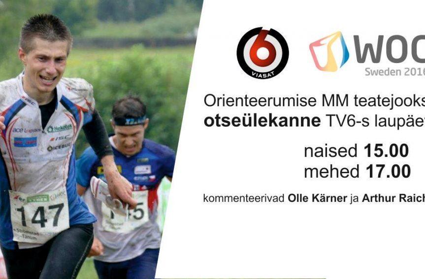 MM-i teatevõistluste otseülekanne laupäeval TV6-s!