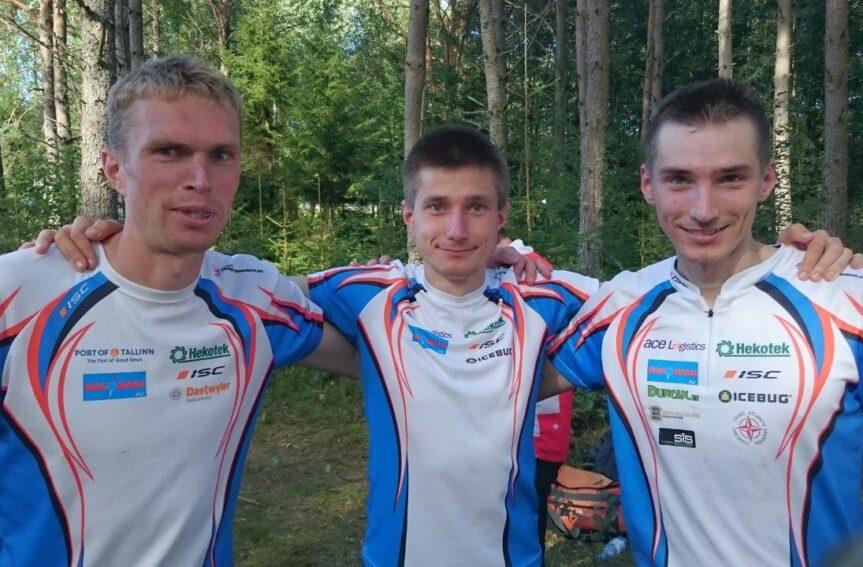 Eesti teatemeeskond MM-il kaheksas