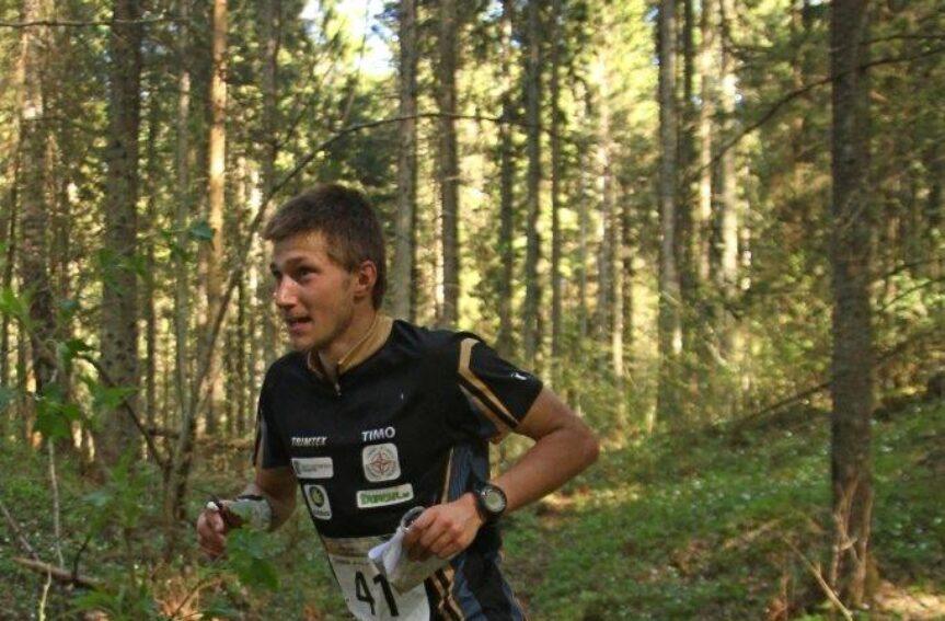 Timo Sild Euromeetingul taas teine