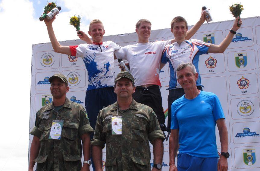 Timo Sild võitis sõjaväelaste MM-il pronksi