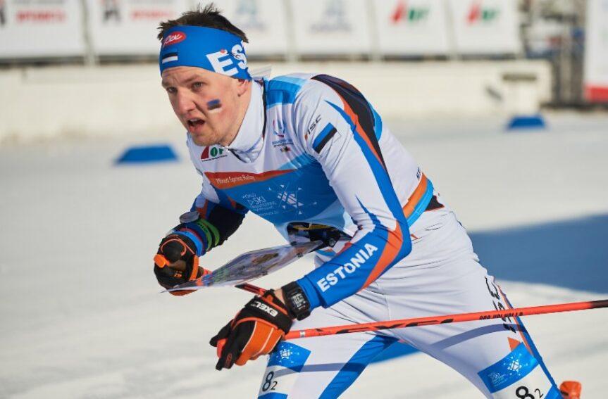 Mattis Jaama MMi lühirajal 15. kohal