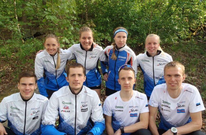 MK sarja avavõistlusel sprinditeates Eestile 13. koht