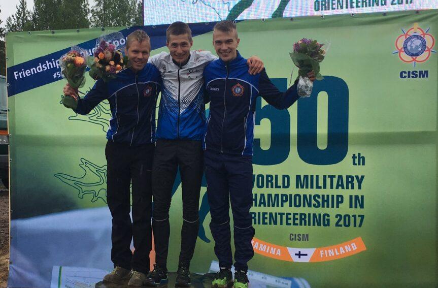 Timo Sild tuli sõjaväelaste maailmameistriks