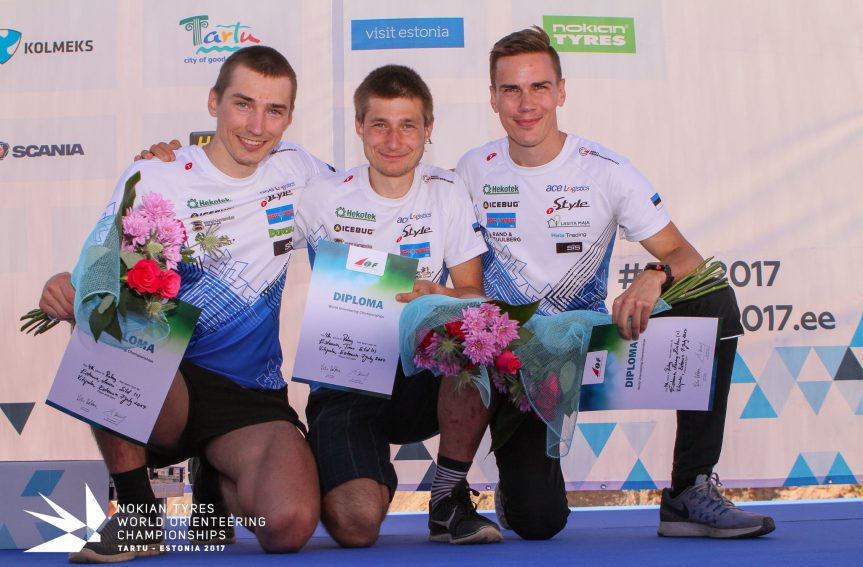 Eesti meeskonnale MMi 4.koht