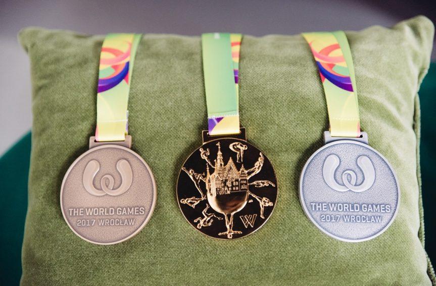 Eestlased võistlevad Maailmamängudel kolmel spordialal
