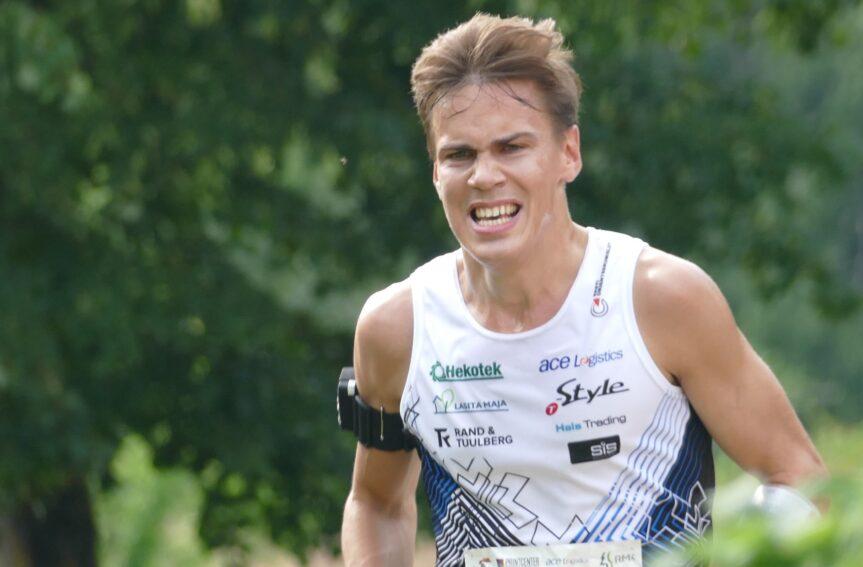 Eesti meistrid orienteerumissprindis on Evely Kaasiku ja Kenny Kivikas