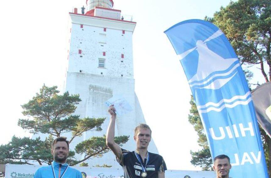 Eesti meistriks pikal rajal tulid Sander Vaher ja Laura Joonas