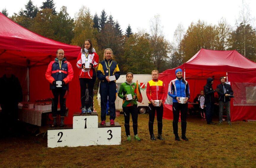 Kristel Kõivo saavutas Baltic Junior Cup-l 6.koha