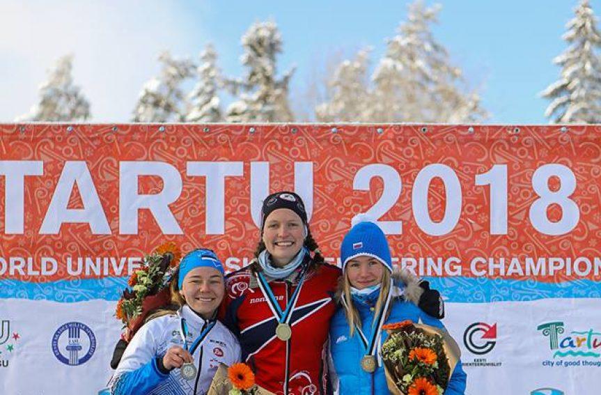 Daisy Kudre võitis maailmameistrivõistlustel hõbemedali!