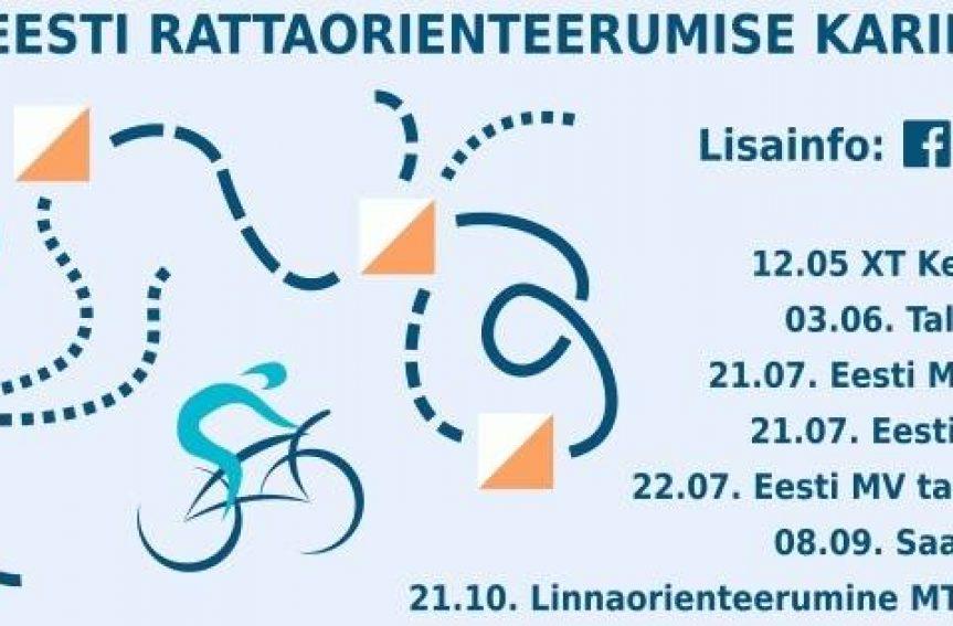 Eesti rattaorienteerumise karikasari 2018