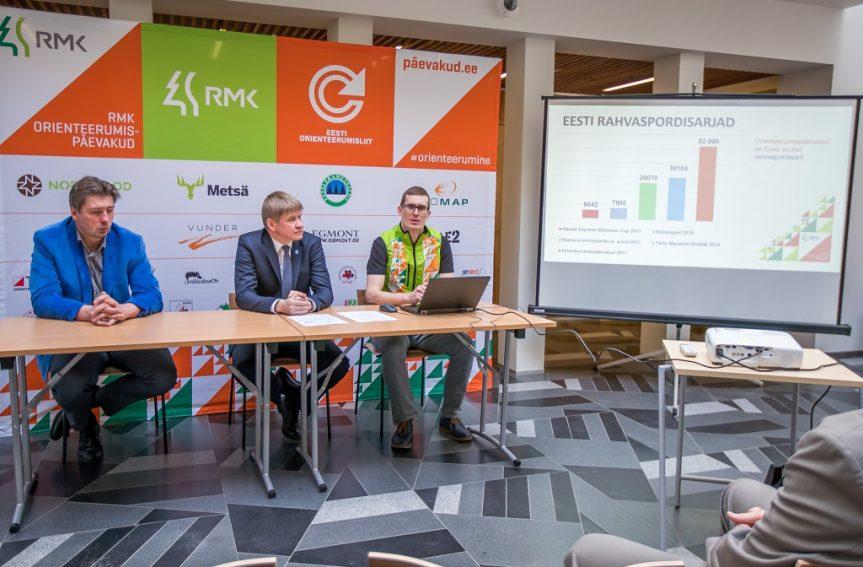 Eesti suurim harrastusspordisari avas hooaja