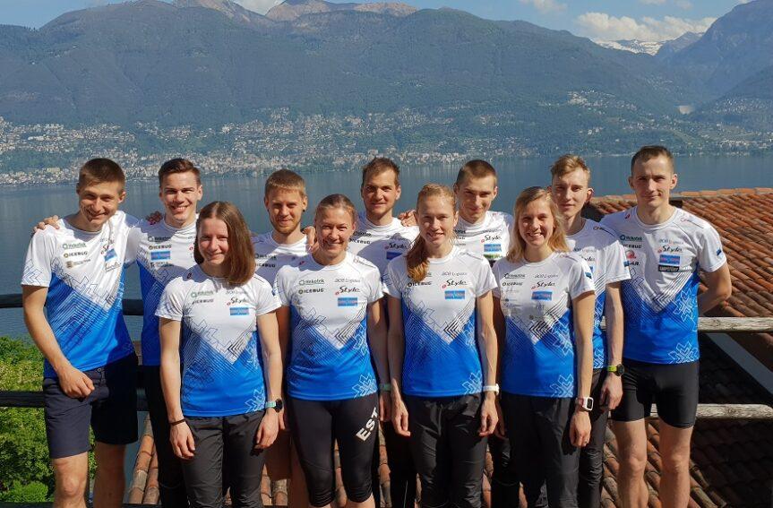 Pühapäeval algab Šveitsis orienteerumisjooksu EM