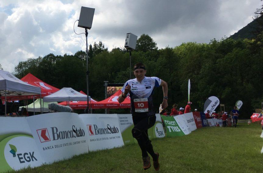 Lauri Sild Euroopa meistrivõistlustel lühirajal 14.