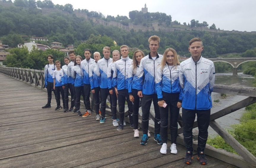Noorte EM Bulgaarias algab sprindivõistlusega