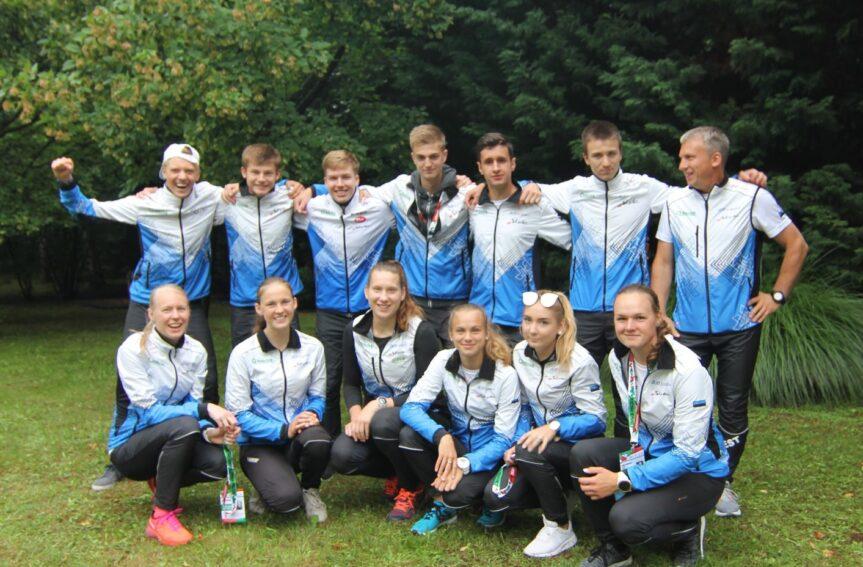 Neli Eesti noort jõudsid juunioride MM-i lühiraja finaali