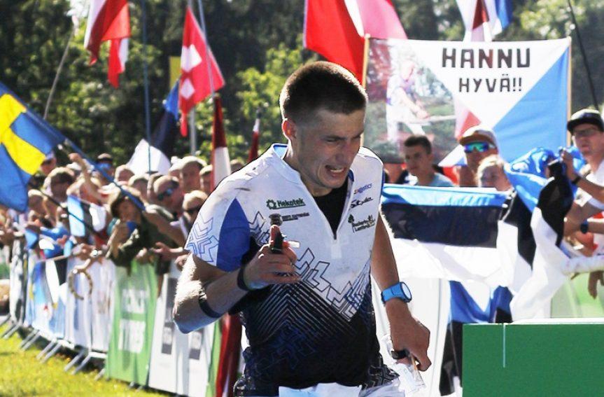 Timo Sild ülitihedas MM-konkurentsis kaheksas