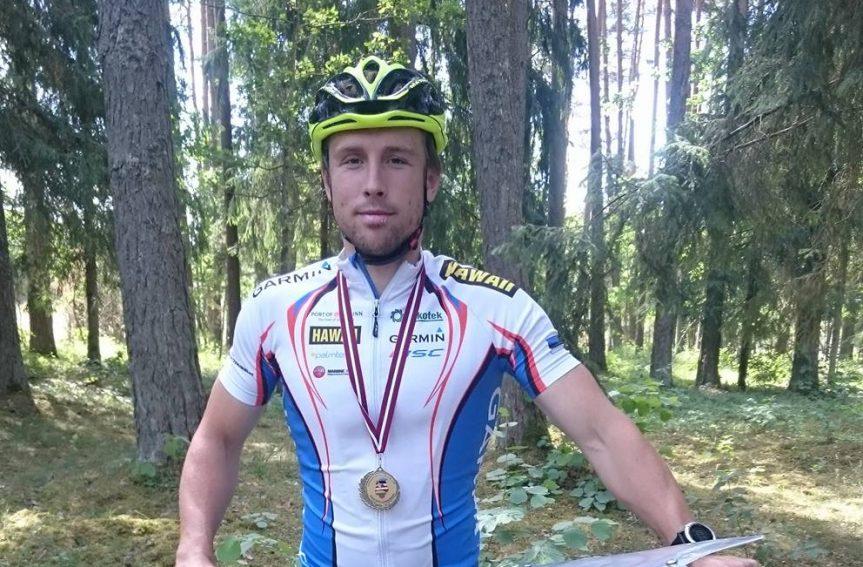 Lauri Malsroos alustas rattaorienteerumise MM-i 8. kohaga