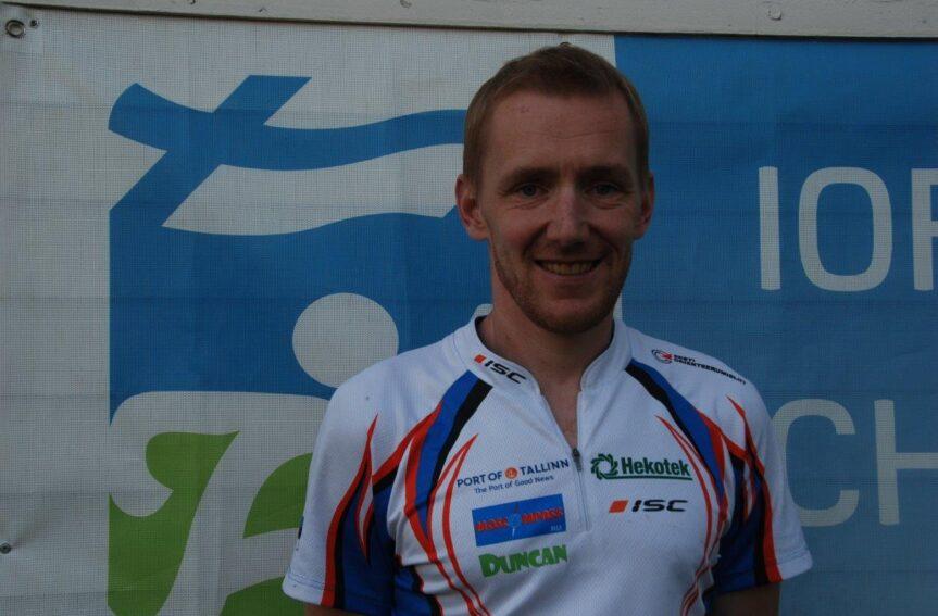 Olle Kärner kinnitati Eesti orienteerumisjooksu koondise treeneriks
