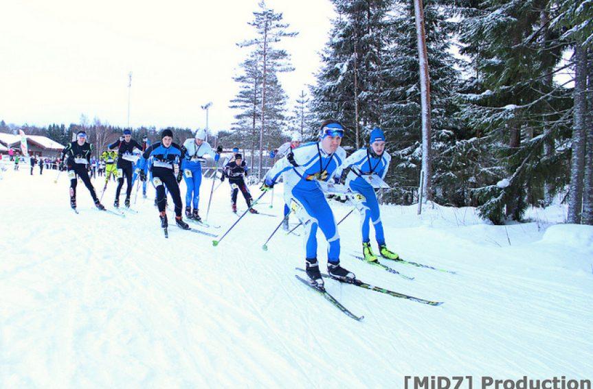 Andres Rõõm Põhjamaade karikavõistlustel kolmas
