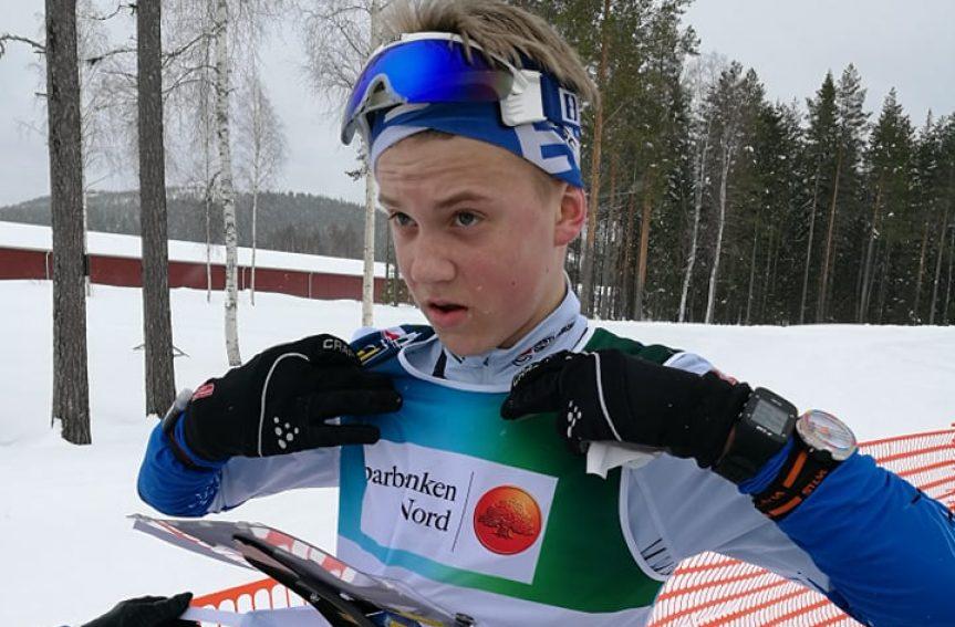 Olle Ilmar Jaama Eesti noortekoondise parimana EM-il 14.