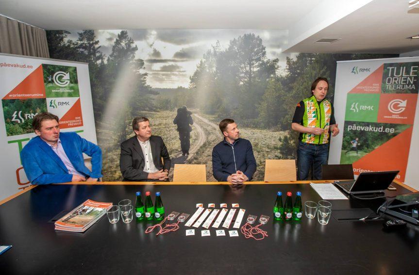 RMK Eestimaa Orienteerumispäevakud avas oma hooaja