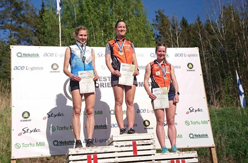 Vitipalus tulid Eesti meistriteks Laura Joonas ja Timo Sild