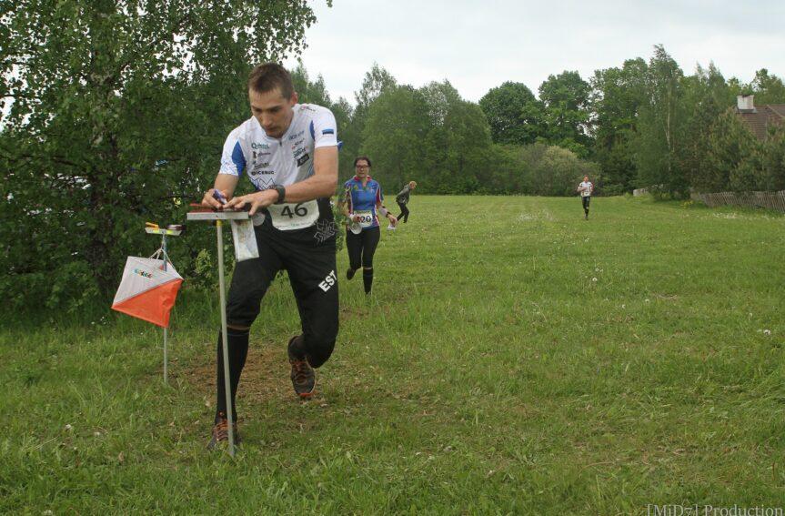 Evely Kaasiku ja Timo Sild võidukad Balti meistrivõistluste tavarajal