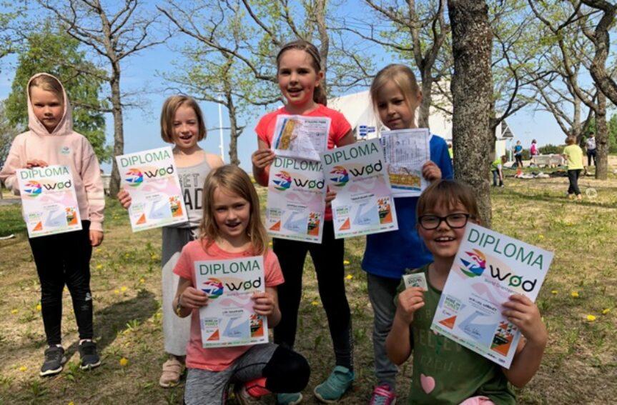 Rekordiline ülemaailmne orienteerumispäev kogus Eestis üle 7200 osaleja