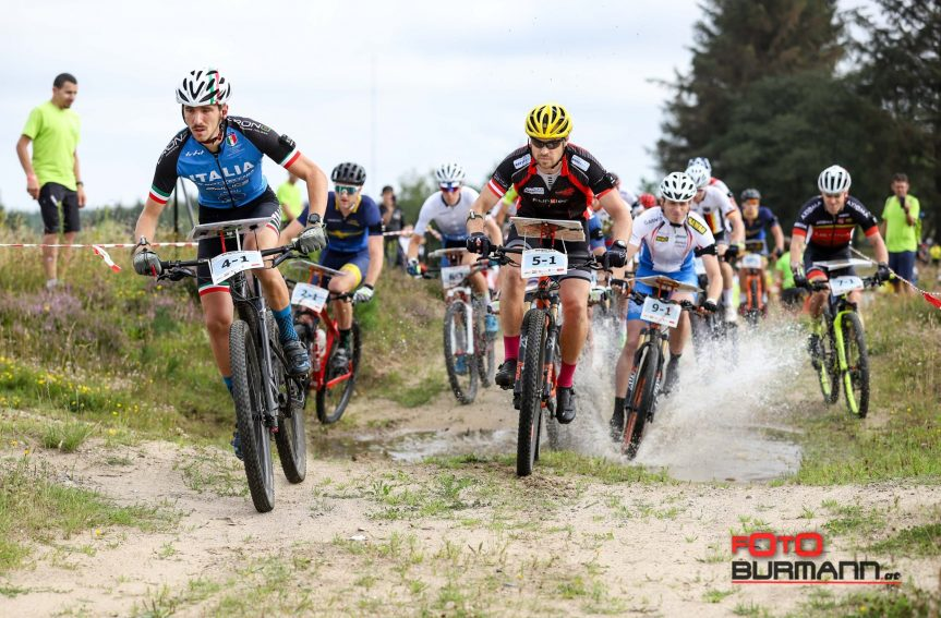 Eesti meeskond sai rattaorienteerumise MM teatesõidus 7. koha
