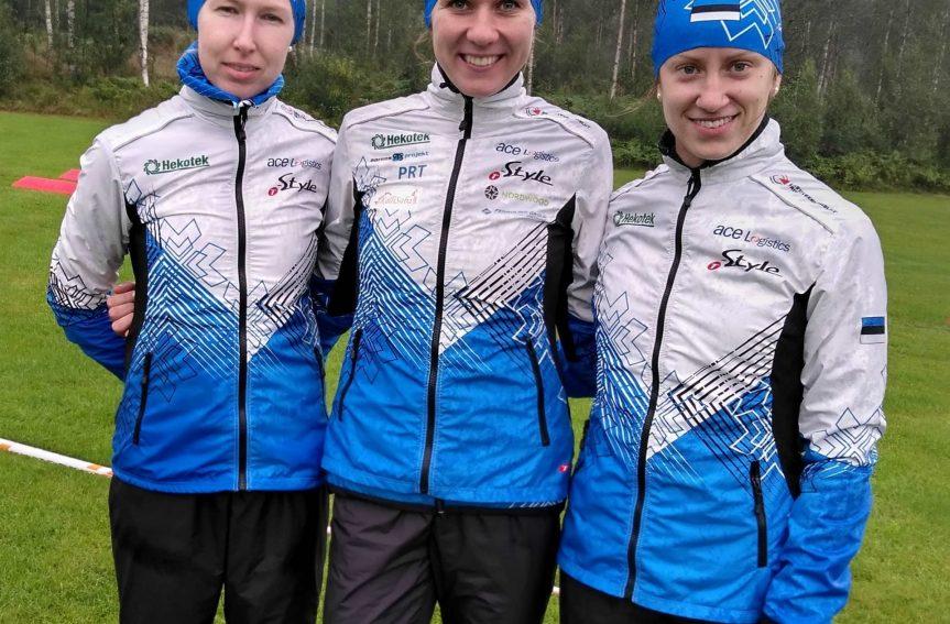 Eesti teatenaiskonnalt suurepärane 7. koht MM-teates