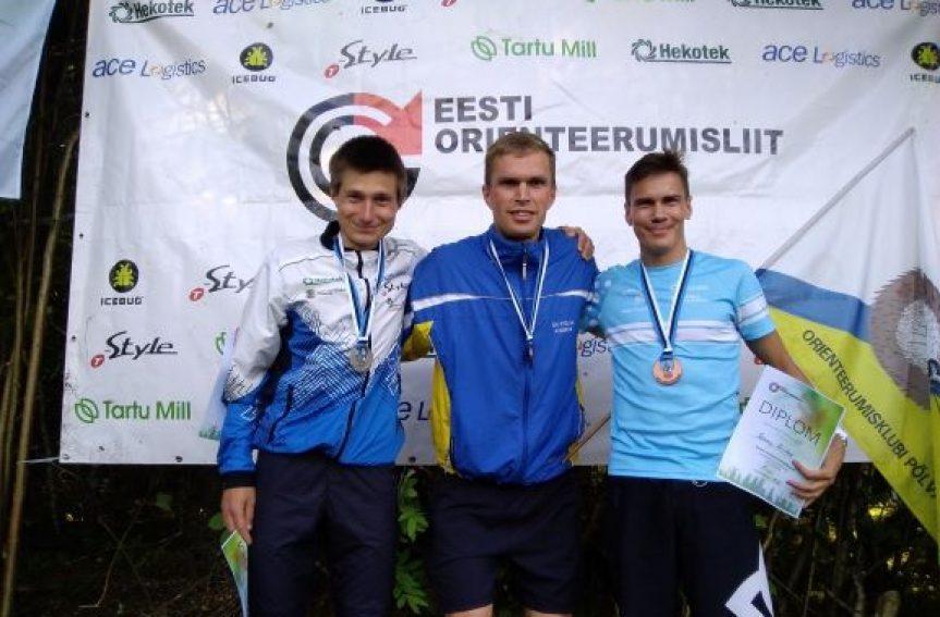 Eesti meistrid tavarajal on Evely Kaasiku ja Sander Vaher