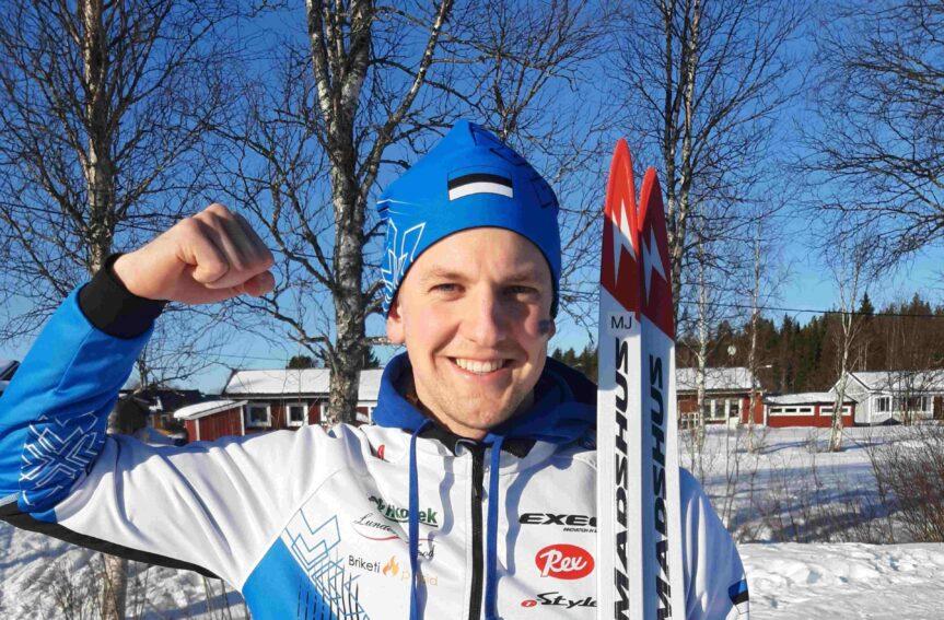 Mattis Jaama hiilgesooritus tõi talle MK-etapil 5. koha! Daisy Kudre 9.