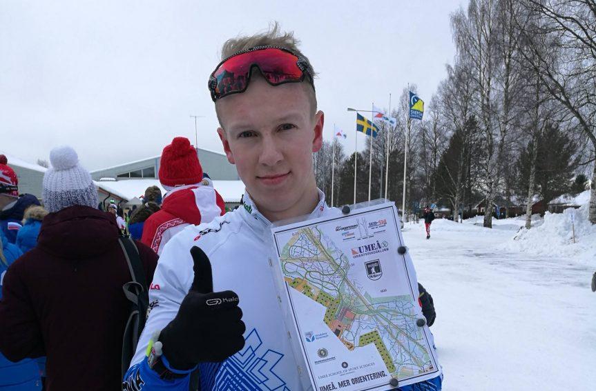 Olle Ilmar Jaama ja Sander Pritsik noorte tiitlivõistlustel napilt esikümnest väljas