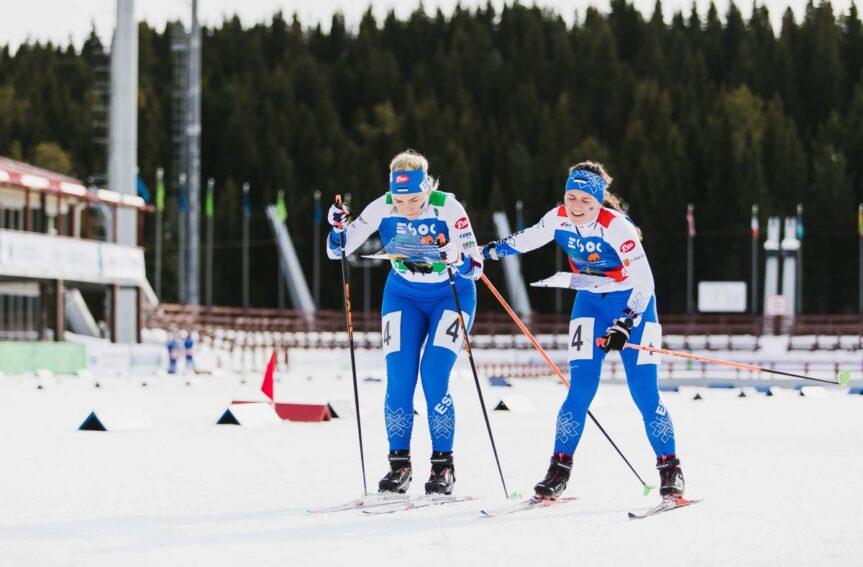 Venemaal Hantõ-Mansiiskis lõppesid suusaorienteerumise Euroopa meistrivõistlused teatesõitudega, Eesti naiskond saavutas 5. koha.