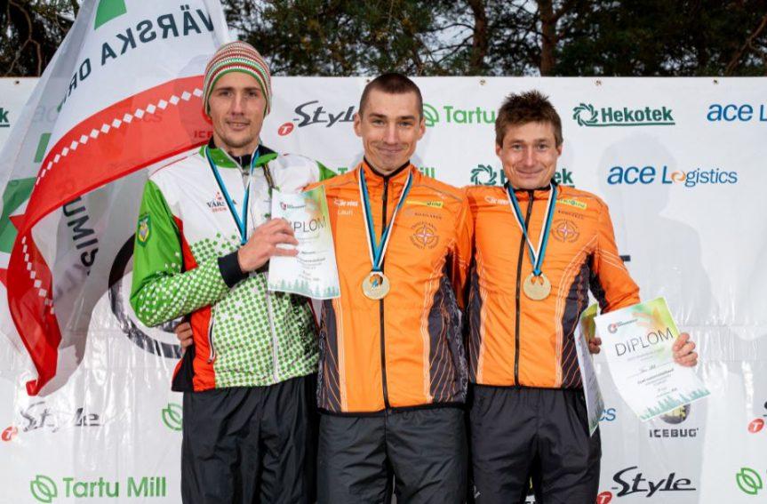 Eesti meister orienteerumisjooksu lühirajal meeste põhiklassis on Lauri Sild