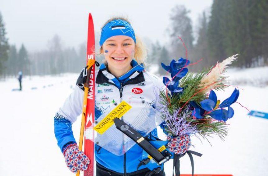 Daisy Kudre on maailmameister!