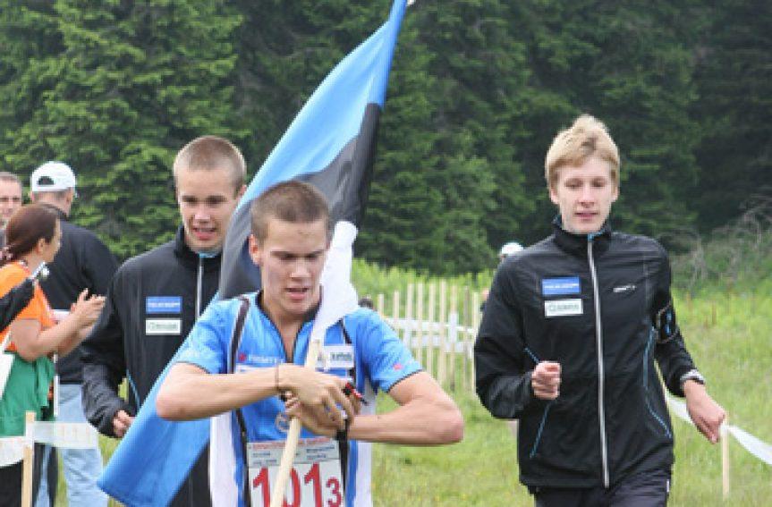 Eesti noormehed EM-il neljandat aastat medalil!