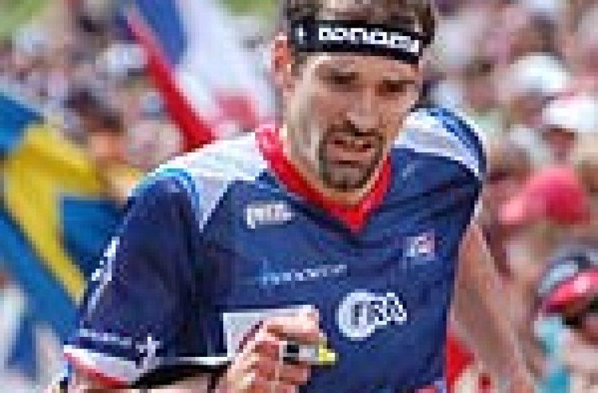 Thierry Gueorgiou lühiraja kuues kuld