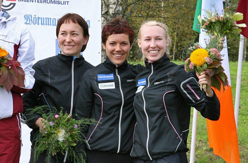 Eesti naiskond võitis sõjaväelaste MM-il pronksi