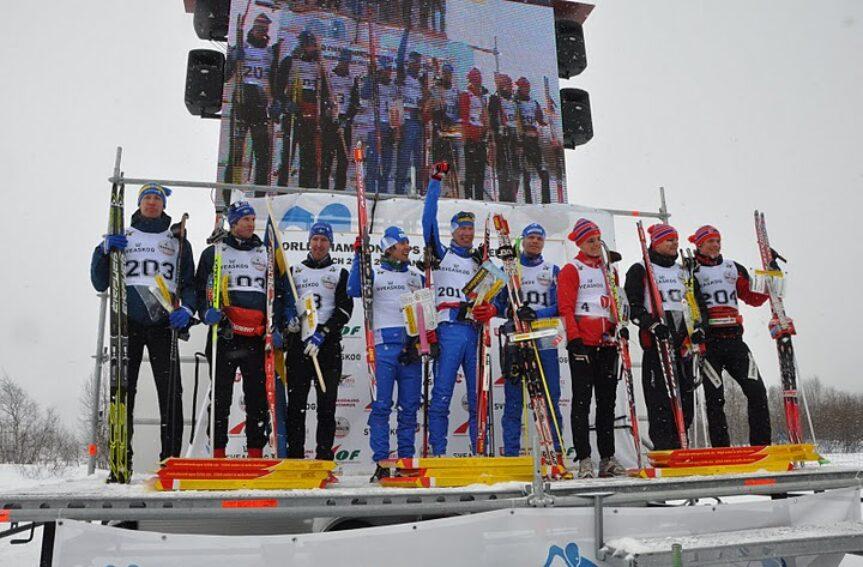 Eesti meestel teatesõit ebaõnnestus
