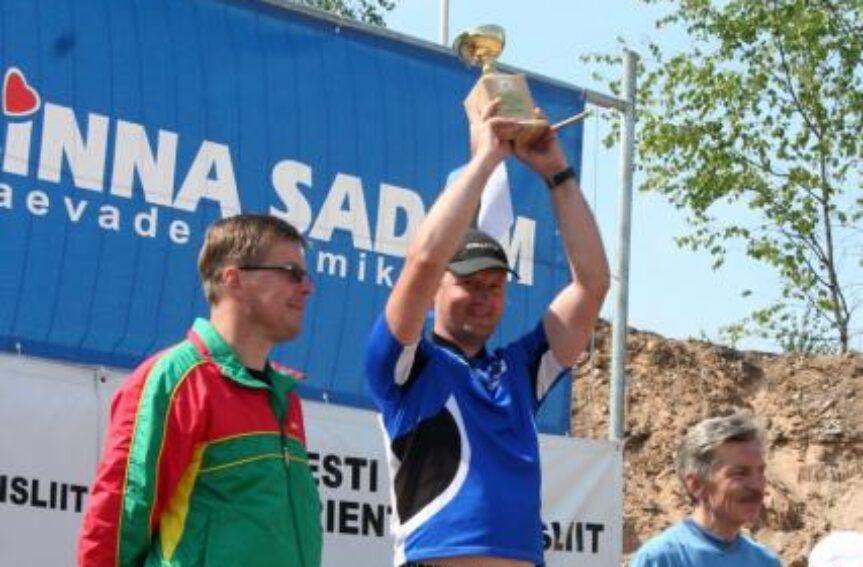 Eesti koondis Balti meistrivõistlustel